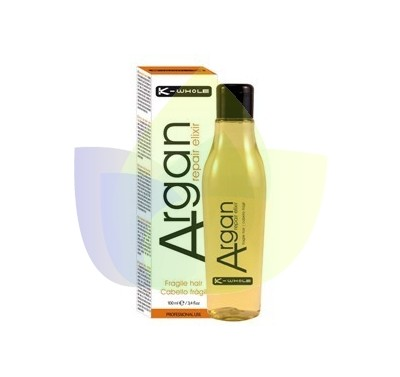 Aceite de Argán Sublime Cabellos Finos  K-Whole-100ml