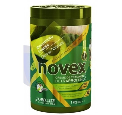 Mascarilla Profesional Novex Aceite de Aguacate-01kg